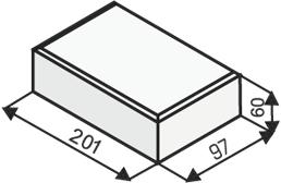 UNIHOLAND 60 mm zámková dlažba
