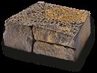 BRADSTONE MOUNTAIN BLOCK - plný blok klinovitý