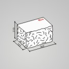 Brož Muráno® - schodiskový blok polovičný