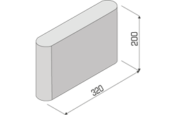 Zákryt Barrier Blok